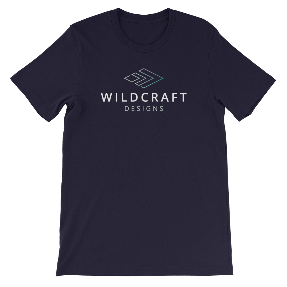 WILDCRAFT DESIGNS - Short Sleeve Unisex T-Shirt