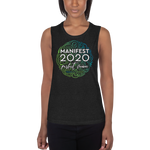 MANIFEST 2020 PERFECT VISION - Ladies' Muscle Tank