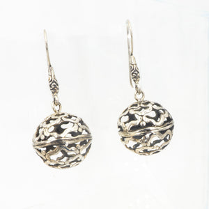 S/S Sphere Earrings