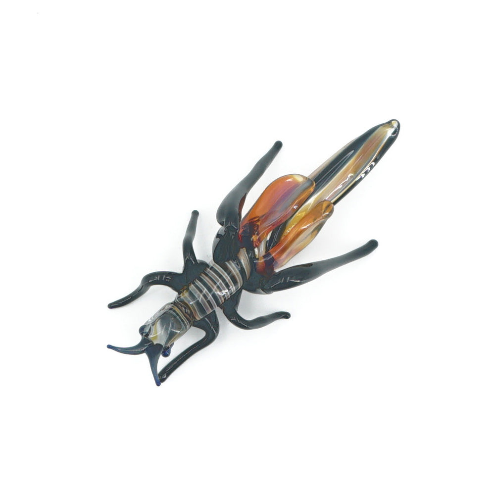 Art Glass Grasshopper