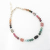 S/S Mixed Tourmaline Bracelet