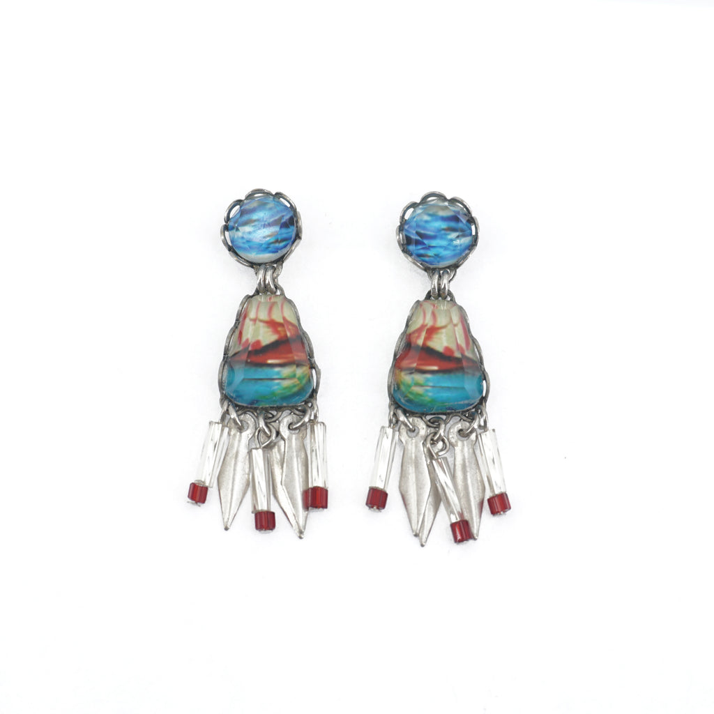 Clear Coast Earrings