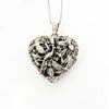 S/S Heart Locket Large