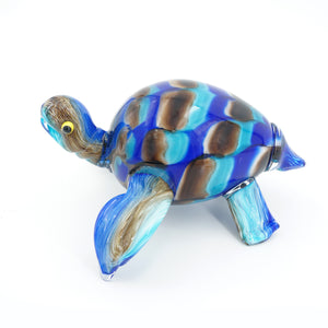 Art Glass Turtle