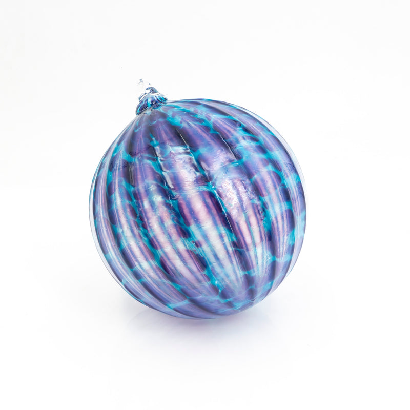 Ornament Aqua Purple
