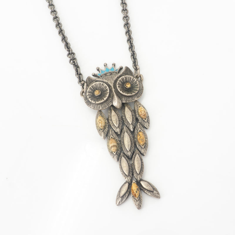 Owl Love You Necklace