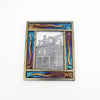 Metro Fused Glass Picture Frame