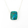 S/S Chrysocolla Necklace