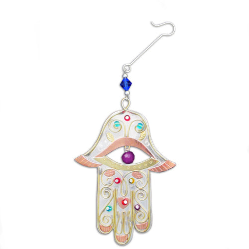 Star W Beads Ornament
