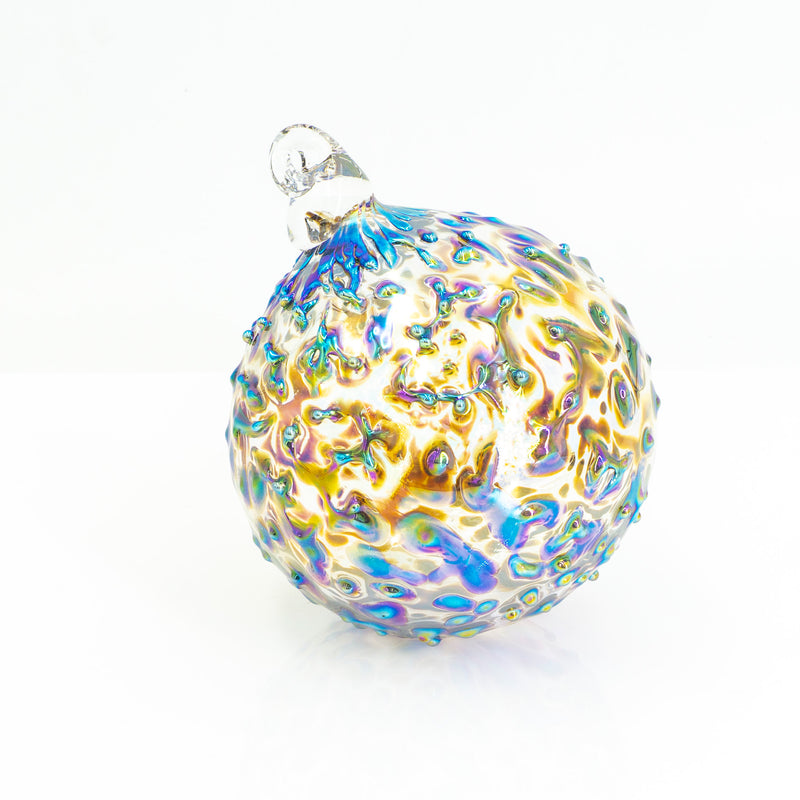 Titan Glass Ornament