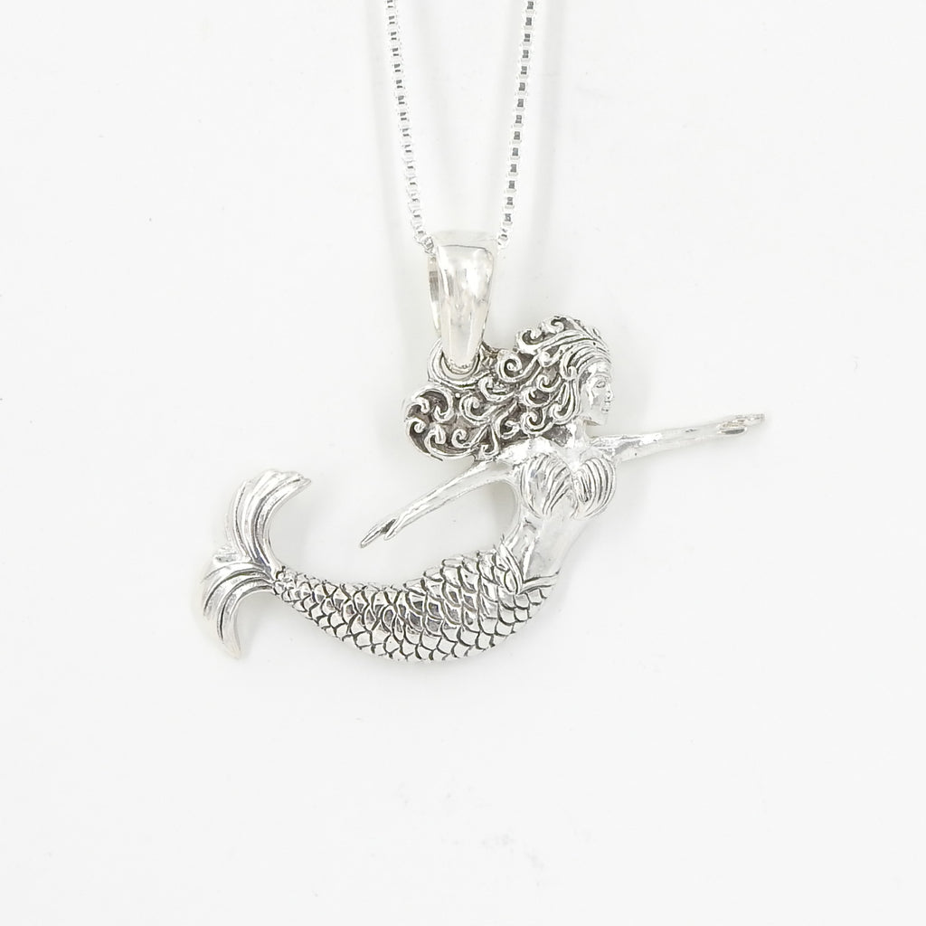 S/S Mermaid Pendant