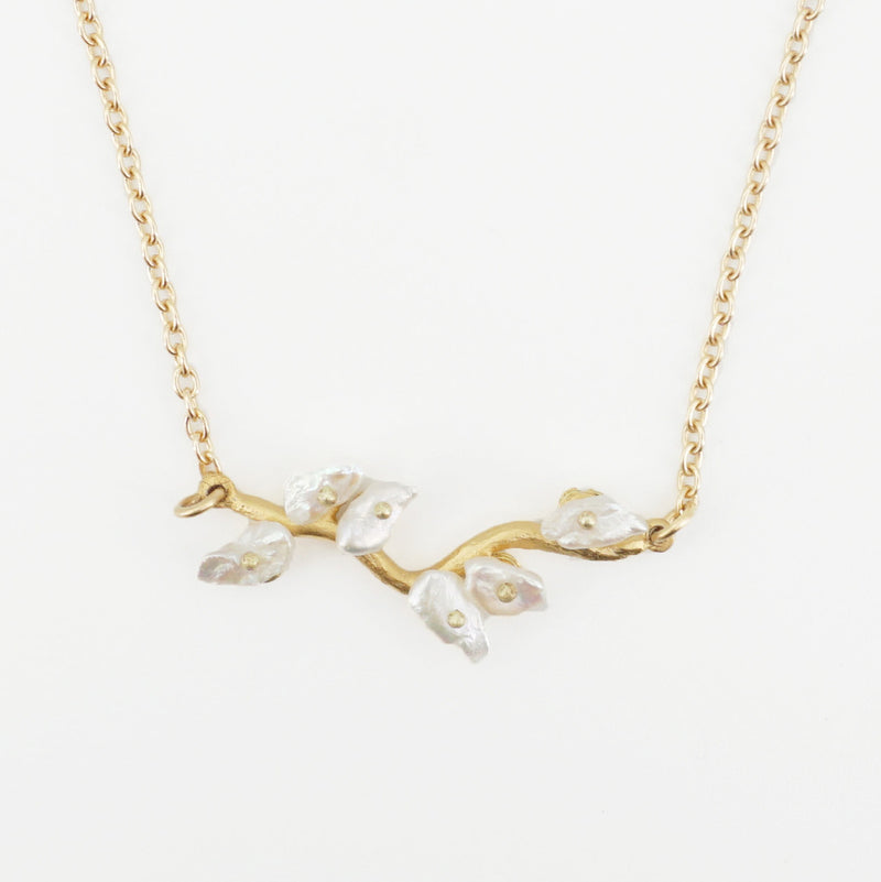 Jasmine Vine Necklace
