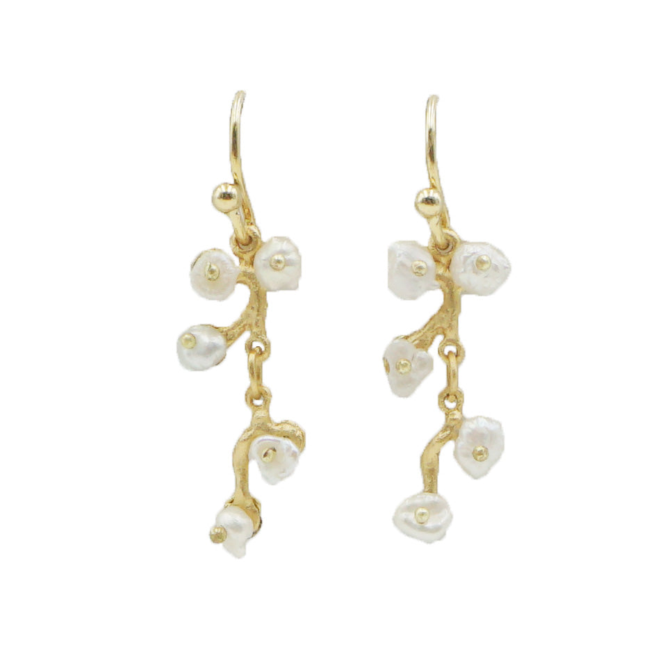 Jasmine Vine Earrings