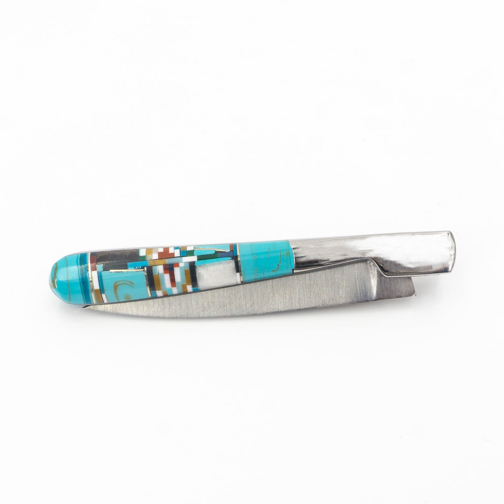 Pocket Knife w Inlay