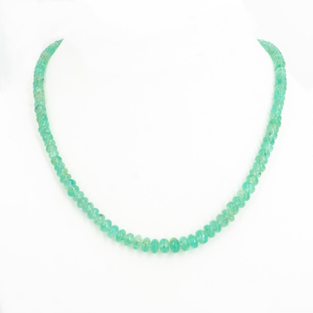 S/S Emerald Necklace