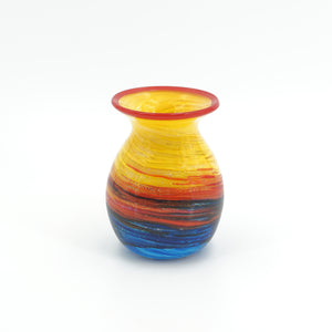 Sunset Mini Vase