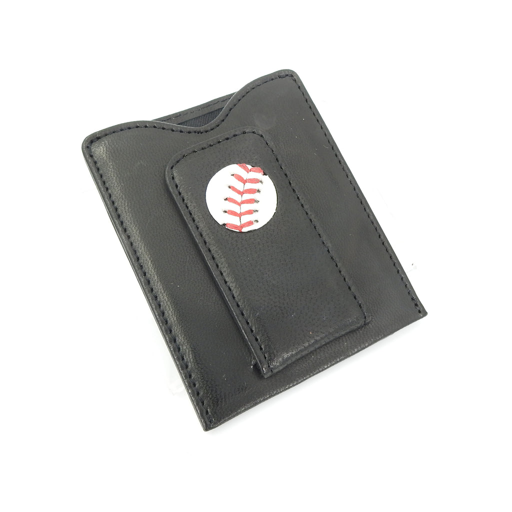 MLB Baseball Money Clip Wallet
