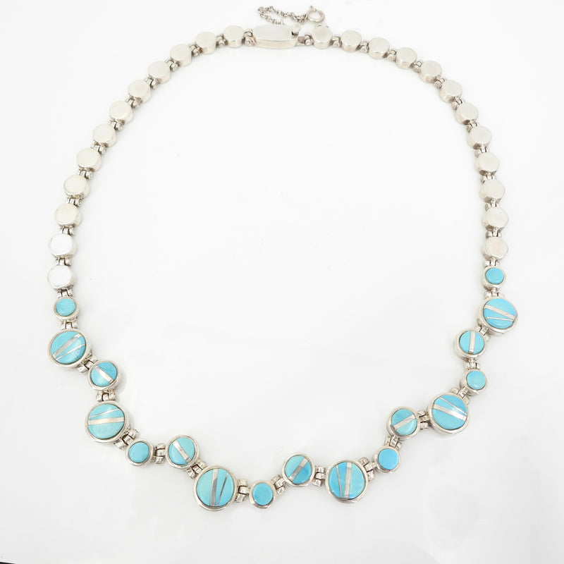 S/S Turquoise Necklace