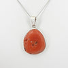 Sterling Silver Mountain Coral Pendant