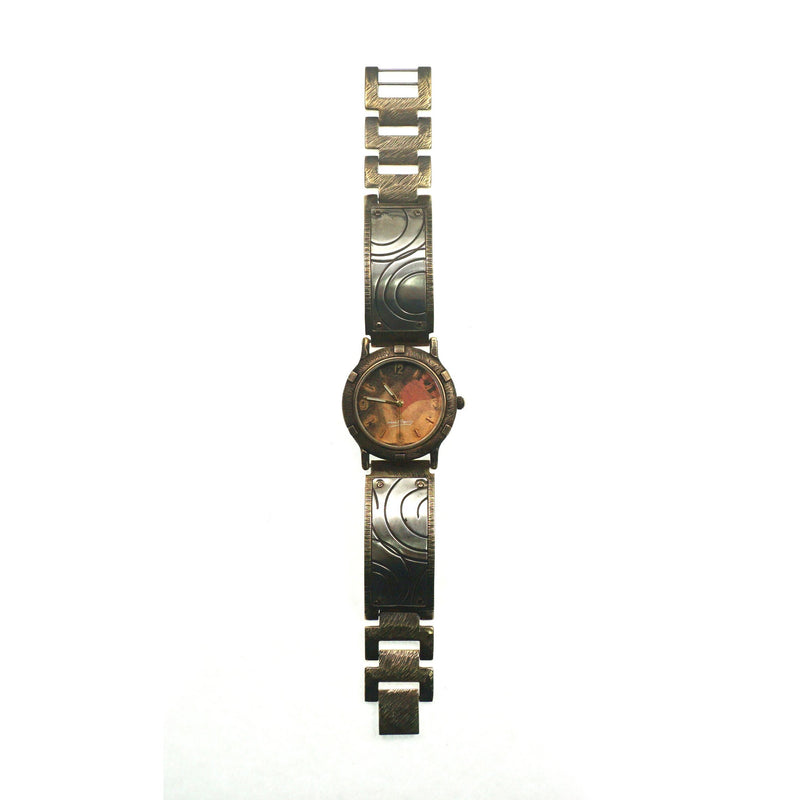 Mixed Metal Watch