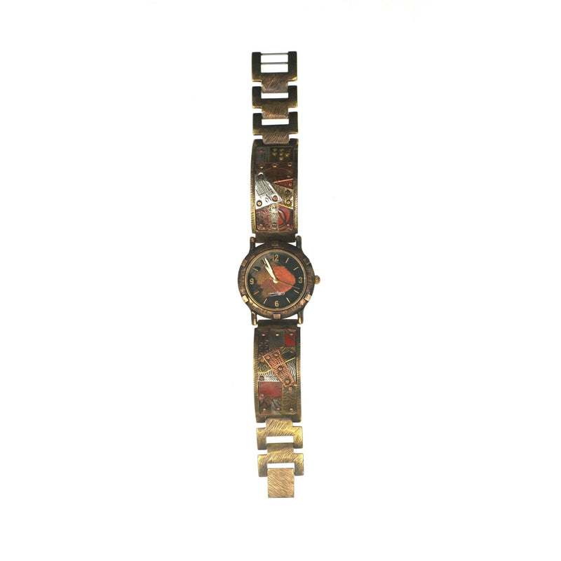 Patchwork Watch