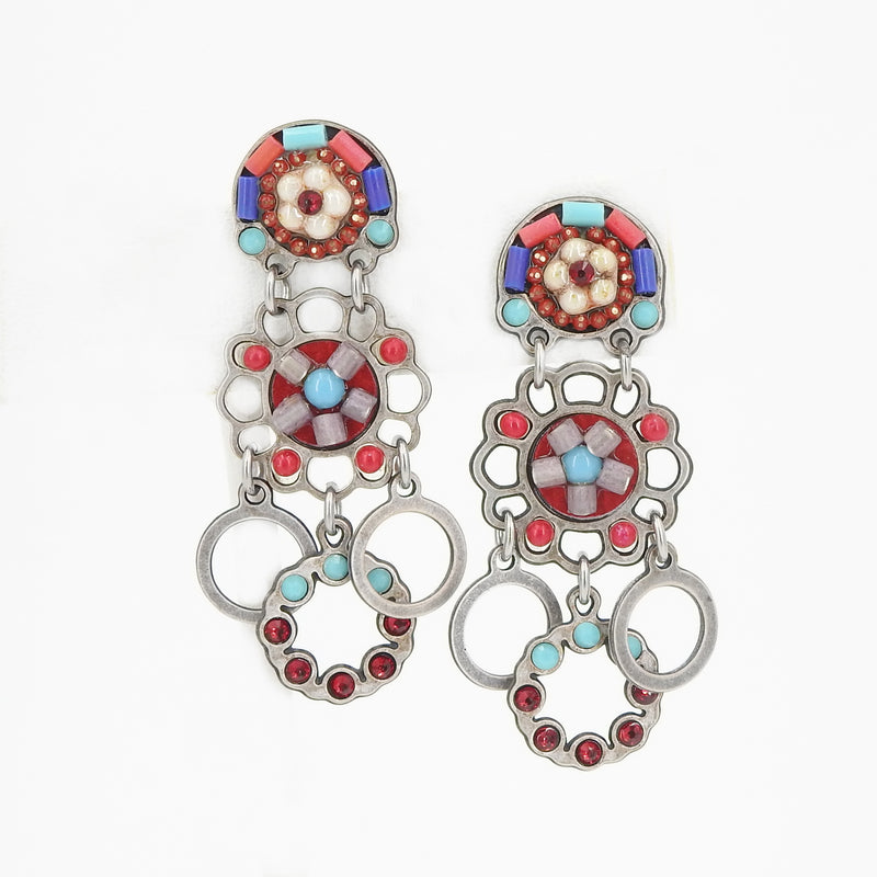 Rio Color Earring