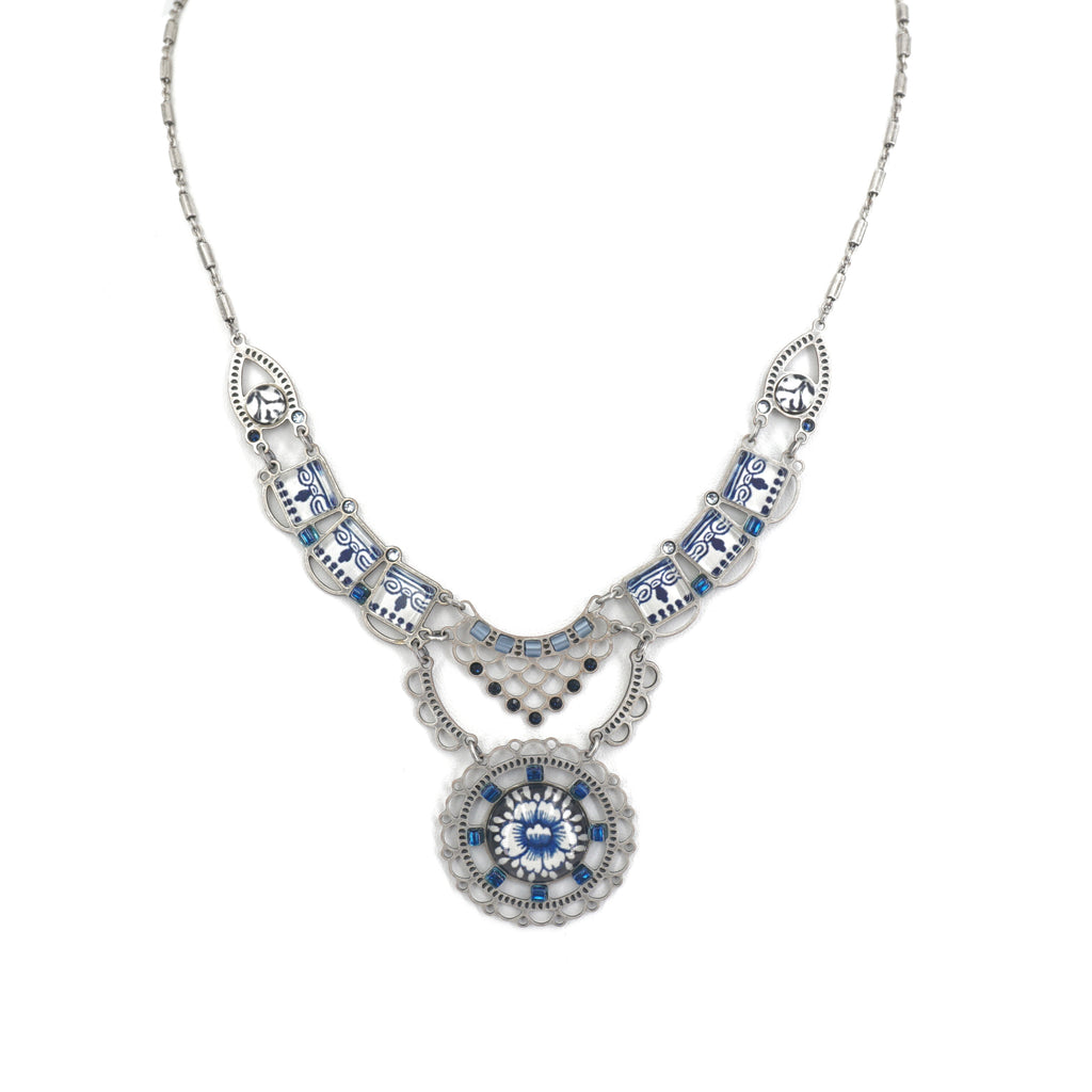 Delftware Vibe Necklace