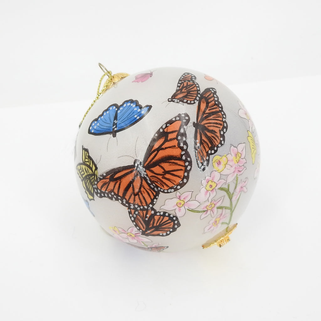 Monarch Butterflies Ornament