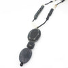 Vintage Black Necklace