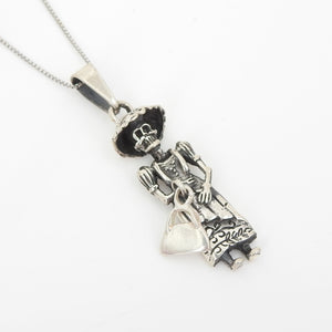 S/S Day of the Dead Pendant