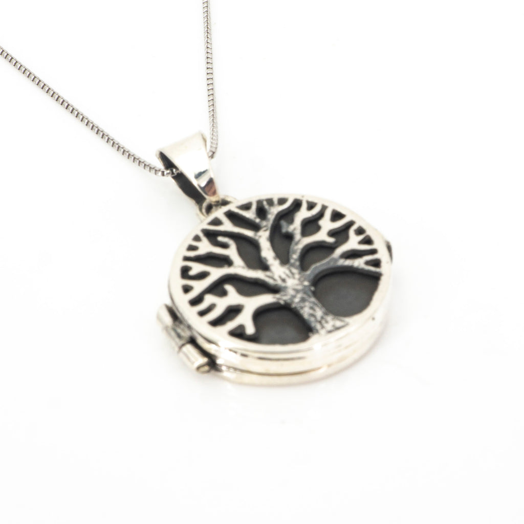 S/S Tree of Life Locket