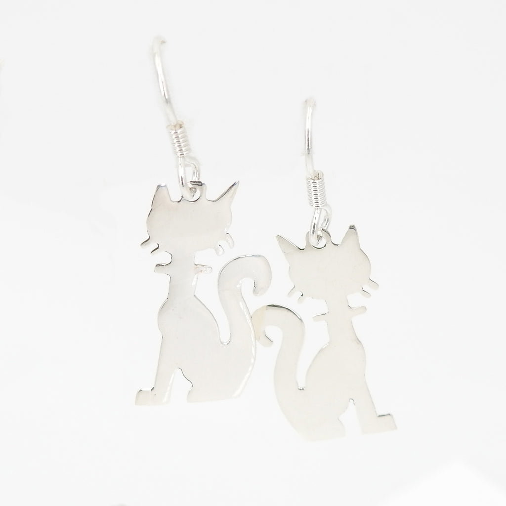 S/S Cat Earrings