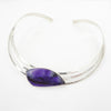 S/S Sugilite Collar Necklace