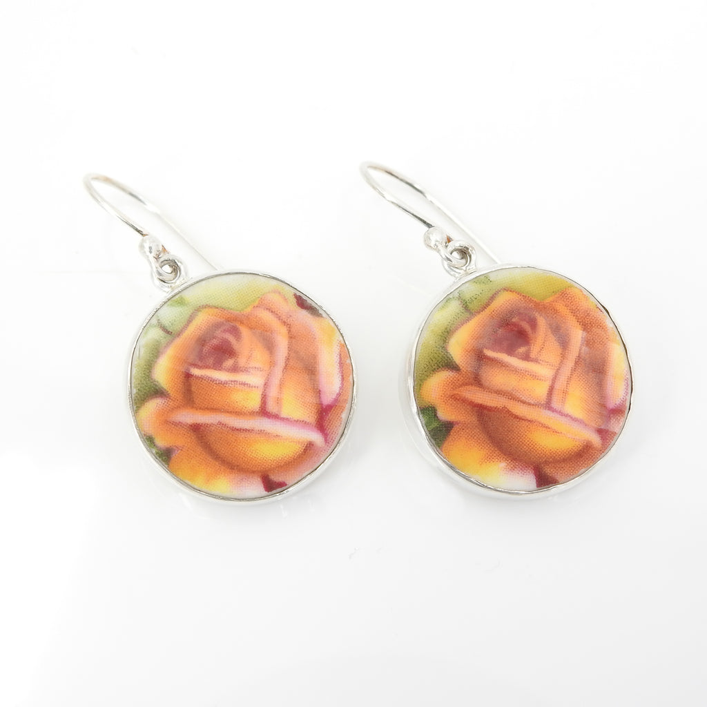 S/S Ceramic Art Earring