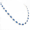 S/S Kyanite Necklace