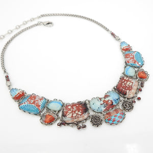 Blue Note Necklace