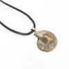 S/S Ammonite On Cord