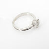 18KT White Gold Diamond Ring Size 6.75
