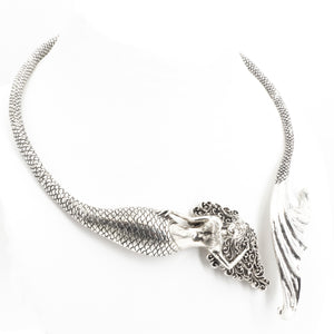 S/S Mermaid Collar Necklace