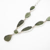 S/S Moldavite Necklace