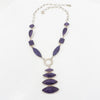 S/S Sugilite Necklace
