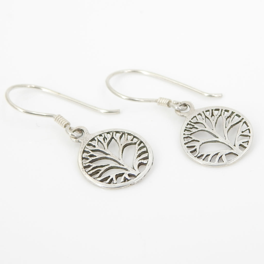 S/S Tree of Life Earring