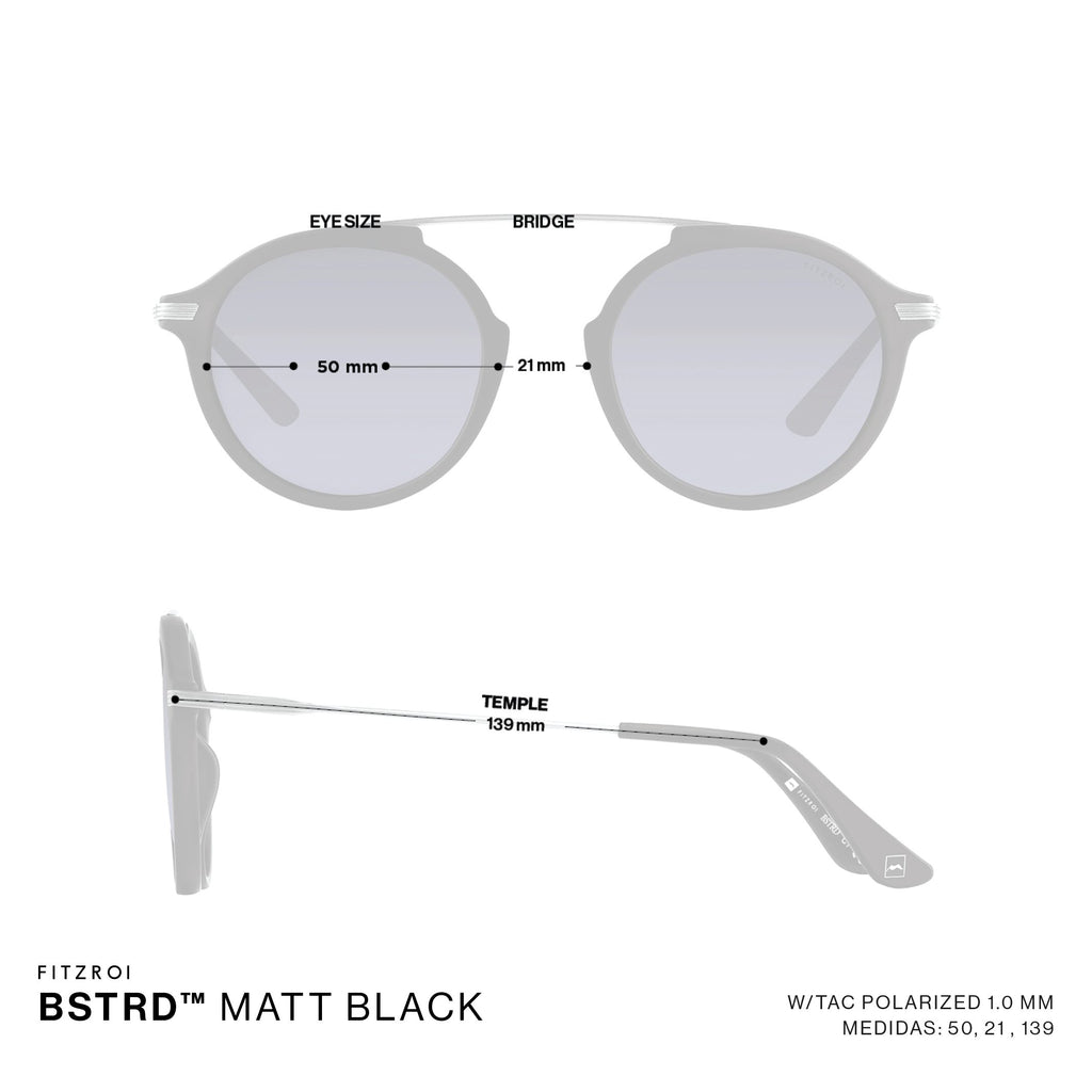 BSTRD Matt Black