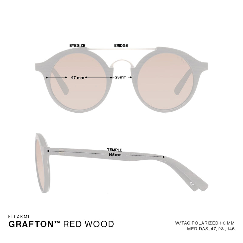 Grafton Red Wood