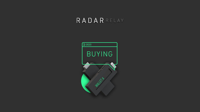 Radar Relay Ledger Integratie