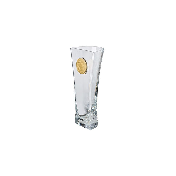 Rosenthal Medusa-Madness Vase Clear 11"
