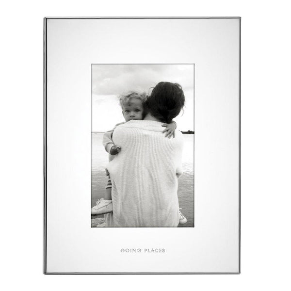 Kate Spade Small-World Frame 4x6"