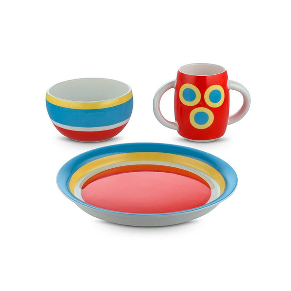Alessi Alessini Child 3 Piece Set Con-Centrici | Desiree.ca