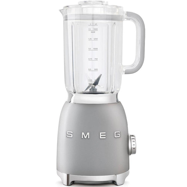 SMEG Blender 1.5L Silver | Desiree.ca