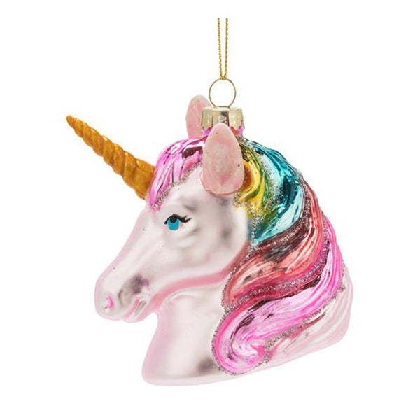 Abbott Xmas-Ornament Unicorn | Desiree.ca